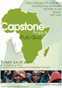 Capstone Pub Quiz